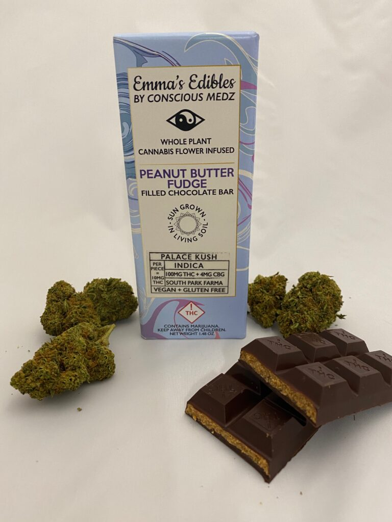 Emmas Cannabis Chocolate Bar