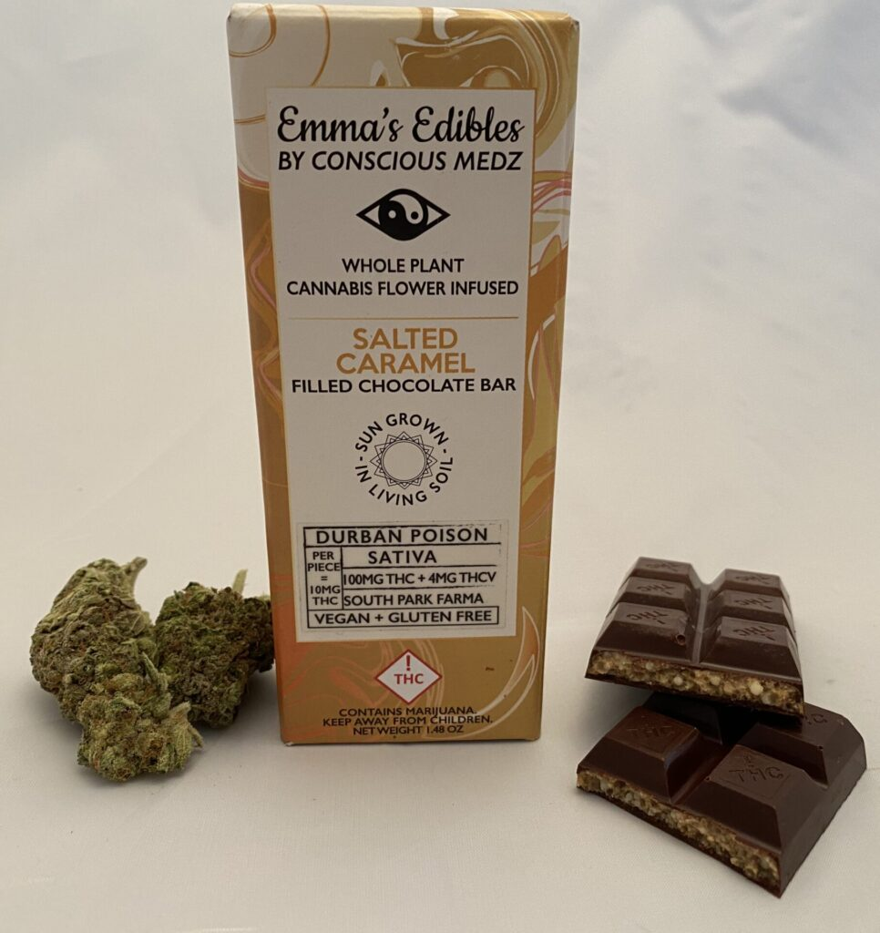 Cannabis Chocolate Bar